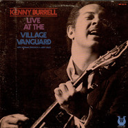 Kenny Burrell - Live At The Village Vanguard