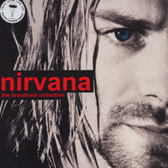 Nirvana - The Nirvana Broadcast Collection Clear Vinyl Edition