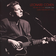 Leonard Cohen - The End Of Love Volume 1