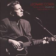 Leonhard Cohen - The End Of Love Volume 2
