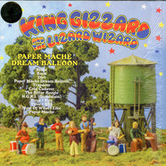 King Gizzard And The Lizard Wizard - Paper Maché Dream Balloon