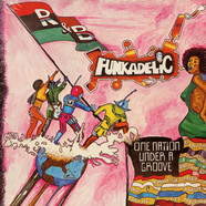 Funkadelic - One Nation Under A Groove (Original Copy With Cut-Out)