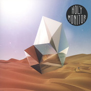 Holy Monitor - Holy Monitor Blue / White Marbled Vinyl Edition