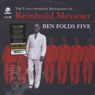 Ben Folds Five - Unauthorized Biography Of Reinhold Messner Opaque Red Vinyl Edition