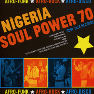 Soul Jazz Records presents - Nigeria Soul Power 70 7