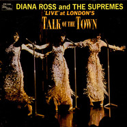 Supremes, The - 'Live' At London's Talk Of The Town