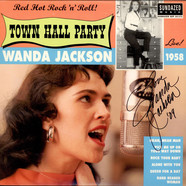 Wanda Jackson - Live At Town Hall Party 1958