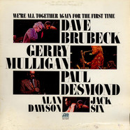 Dave Brubeck - We're All Together Again For The First Time
