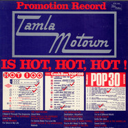 V.A. - Tamla Motown Is Hot, Hot, Hot!