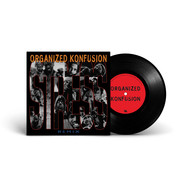 Organized Konfusion - Stress Large Pro Remix Black Vinyl Edition