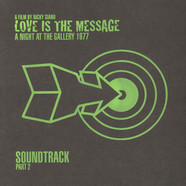 Nicky Siano Presents Love Is The Message - A Night At The Gallery 1977 Soundtrack Part 2