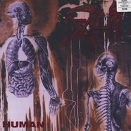 Death - Human Red Vinyl Edition