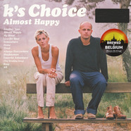 K's Choice - Almost Happy Black Vinyl Edition