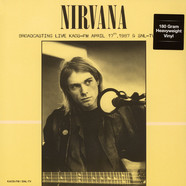 Nirvana - Broadcasting Live KAOS-FM April 17th 1987 & SNL-TV 1992