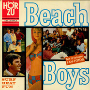 Beach Boys, The - Surf Beat Fun