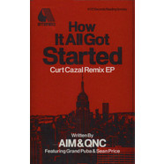 Aim & QNC - How It All Got Started EP Curt Cazal Remix