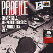 V.A. - Giant Single: Profile Records Rap Anthology Volume 1