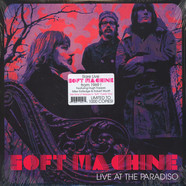 Soft Machine - Live At The Paradiso