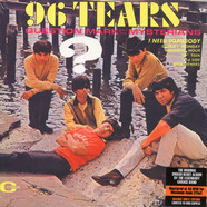 Question Mark & The Mysterians - 96 Tears Orange Vinyl Edition