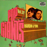 Hardin & York - Pop Giants, Vol. 30