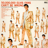 Elvis Presley - 50,000,000 Elvis Fans Can't Be Wrong (Elvis' Gold Records, Vol. 2)