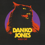 Danko Jones - Wild Cat Orange Vinyl Edition