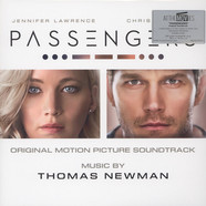 Thomas Newman - OST Passengers Green Vinyl Edition