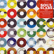 V.A. - Soul Slabs Volume 1 Red Vinyl Edition