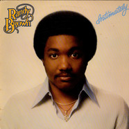Randy Brown - Intimately