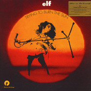 Elf - Trying To Burn The Sun Colored Vinyl Edition