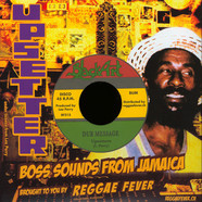 Clinton Fearon / The Upsetters - Message To The Nation / Dub Message