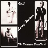 Leroy Hutson - Unreleased Boogie Tracks Volume 2