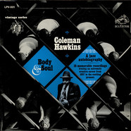 Coleman Hawkins - Body And Soul: A Jazz Autobiography