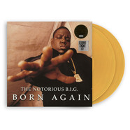 Notorious B.I.G. - Born Again Gold Vinyl Edition