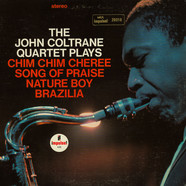 The John Coltrane Quartet - The John Coltrane Quartet Plays