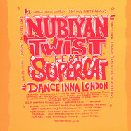 Nubiyan Twist - Dance Inna London Feat. Supercat