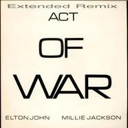 Elton John / Millie Jackson - Act Of War (Extended Remix)