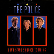 Police, The - Don't Stand So Close To Me '86