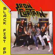Iron Curtain - Black Fist EP