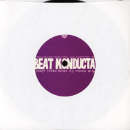 Beat Konducta - Stones Throw Bonus 45 Thing # 16