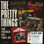 Pretty Things, The - The French EPs 1964-69