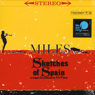Miles Davis - Sketches Of Spain Yellow Vinyl Edition