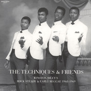 Techniques & Friends, The - Winston Riley's Rock Steady & Early Reggae 1968-69
