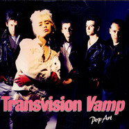 Transvision Vamp - Pop Art
