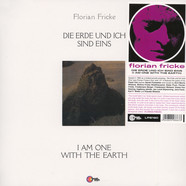 Florian Fricke of Popol Vuh - Die Erde Und Ich Sind Eins (I Am One With The Earth)
