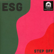 ESG - Step Off Pink Vinyl Edition