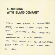 Al Nobriga - My Last Disco Song / Break Away