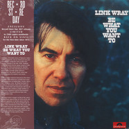 Link Wray - Be What You Want To