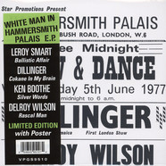 Leroy Smart / Dillinger / Ken Boothe /Delroy - White Man At Hammersmith Palais EP