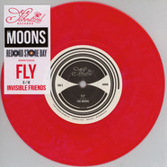 Moons, The - Fly / Invisible Friends